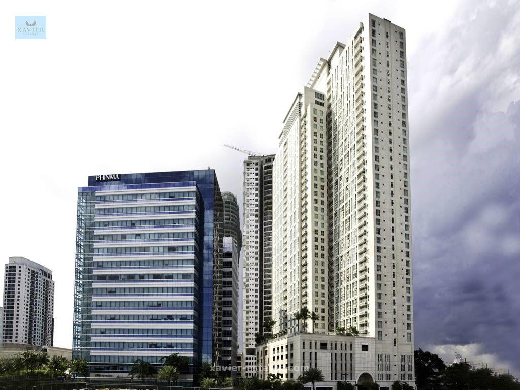 manansala condo for rent facade